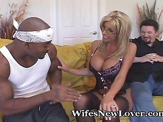 Older Babe's New Black Lover