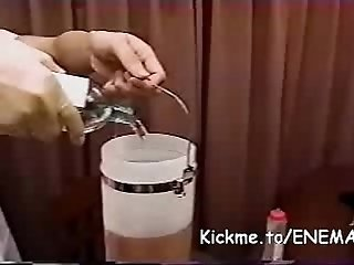 Japanese Punishment Enema