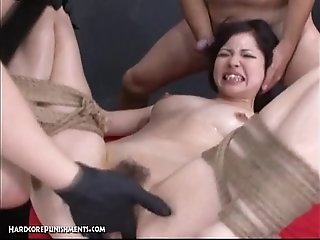 Japanese Bondage Sex - The Taking of Shiori (Pt 6)